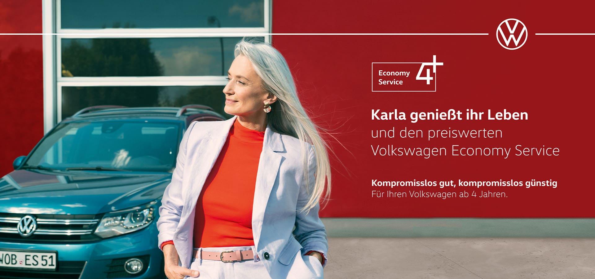 Volkswagen Economy Service 4+